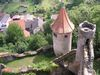 Das Heimatmuseum liegt unterhalb der Burg Neidenstein