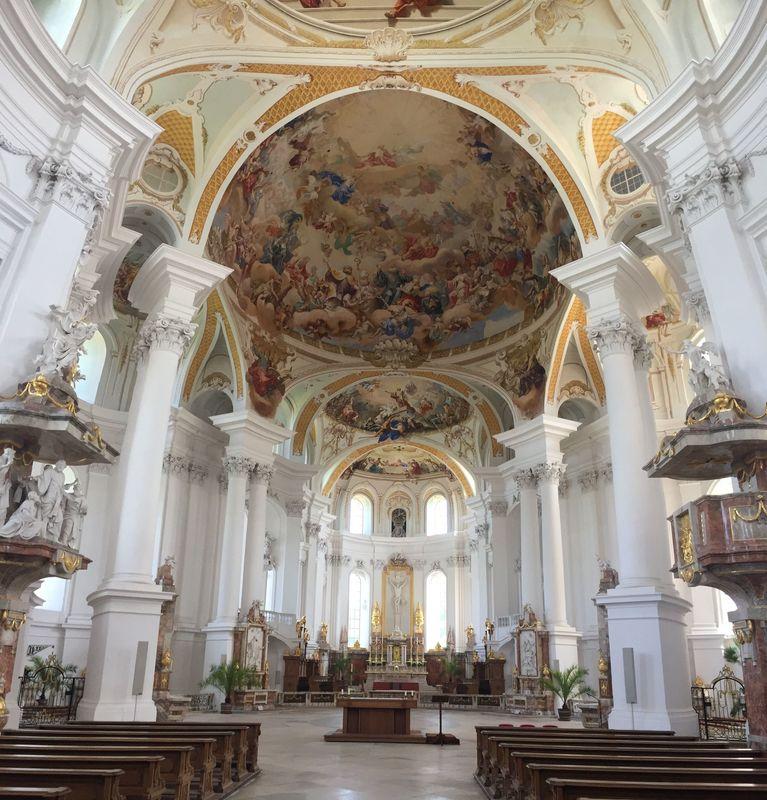 Abteikirche Neresheim