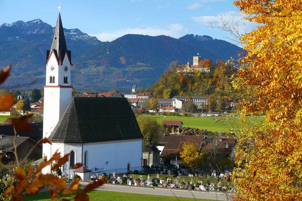 Kirche Allerheiligste Dreifaltigkeit in Altenbeuern