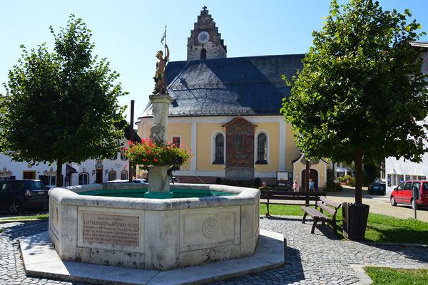 Pfarr- und ehem. Wallfahrtskirche Mariä unbefleckte Empfängnis