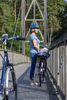 Brücke nahe der Kersdorfer Schleuse, Foto: TMB-Fotoarchiv Andreas Franke