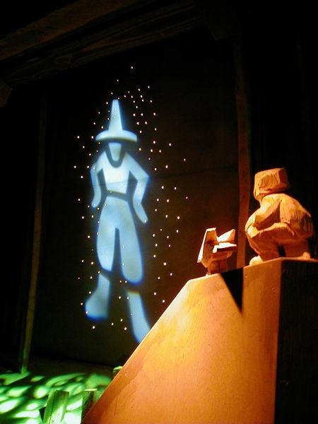 """Museumsinszenierung des Märchens """"Das Kalte Herz"""""""