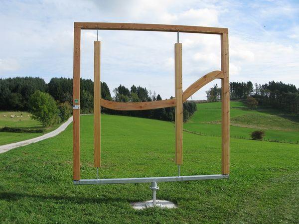 großes H am Sauerland-Höhenflug in Neuenrade