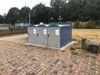 Fahrradboxen am Neuenrader Bahnhof
