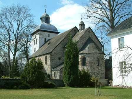Kath. Pfarrkirche St. Lambertus in Neuenrade-Affeln