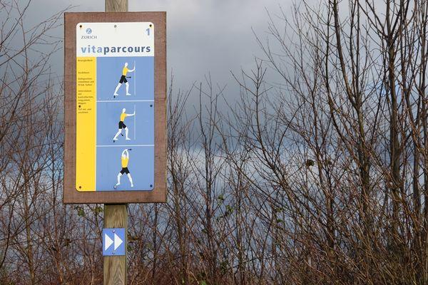 Vita Parcour am Kohlberg in Neuenrade
