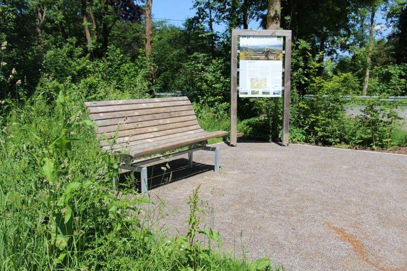 Wanderparkplatz Borke