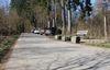 Parkfläche Wanderparkplatz Borke