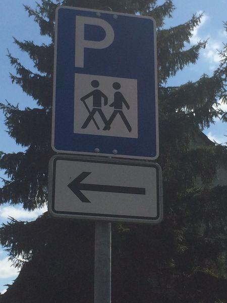 Wanderparkplatz Imberg