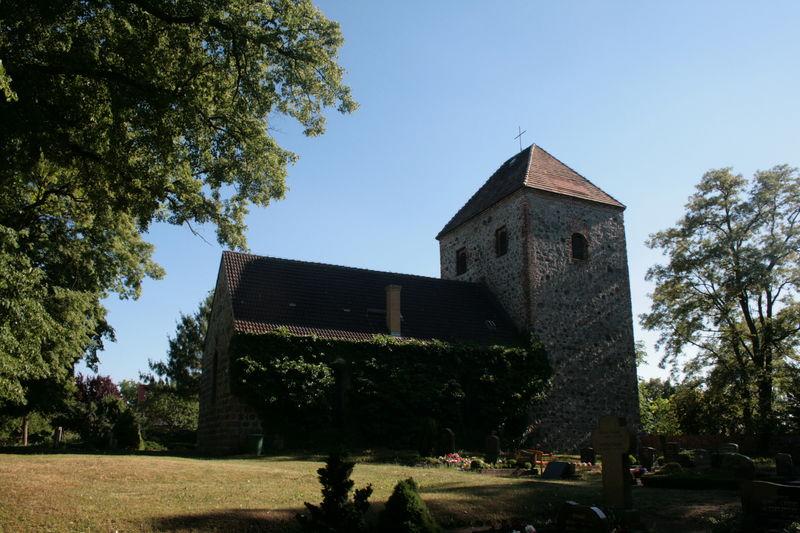 Kirche Neuentempel, Foto: Matthias