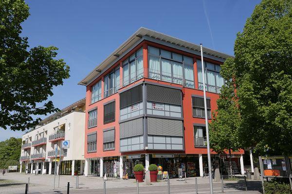 Marktplatz in Neufahrn b. Freising
