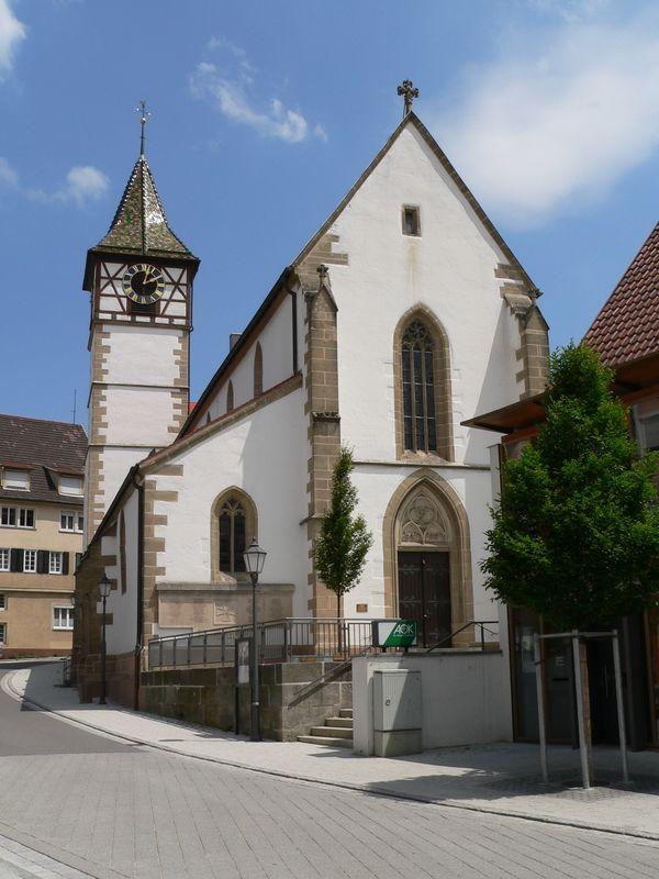 Martinskirche Neuffen