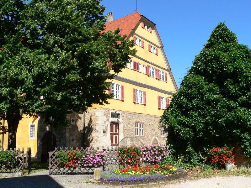Melchior-Jäger-Haus in Neuffen