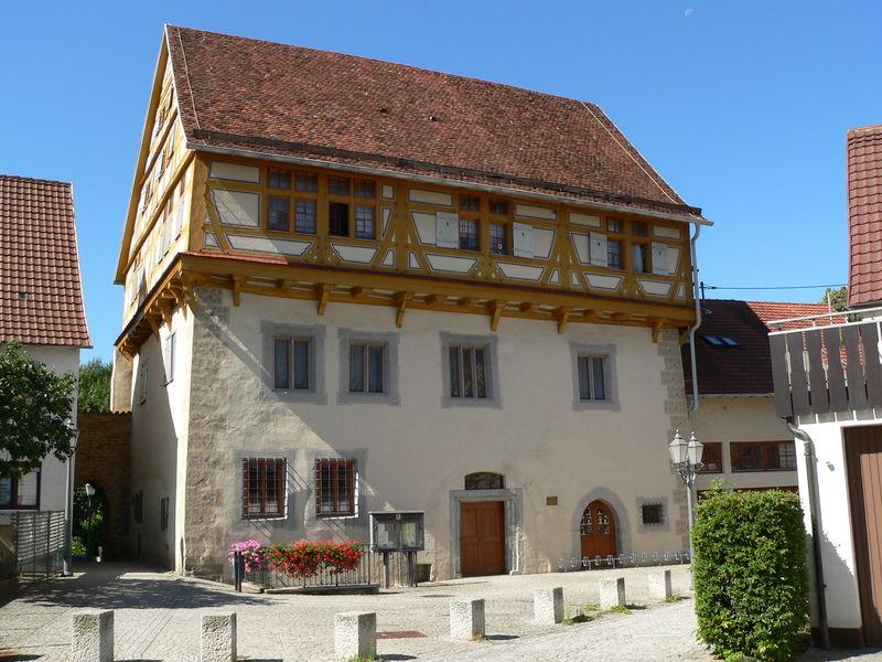 Stadtmuseum im Großen Haus in Neuffen