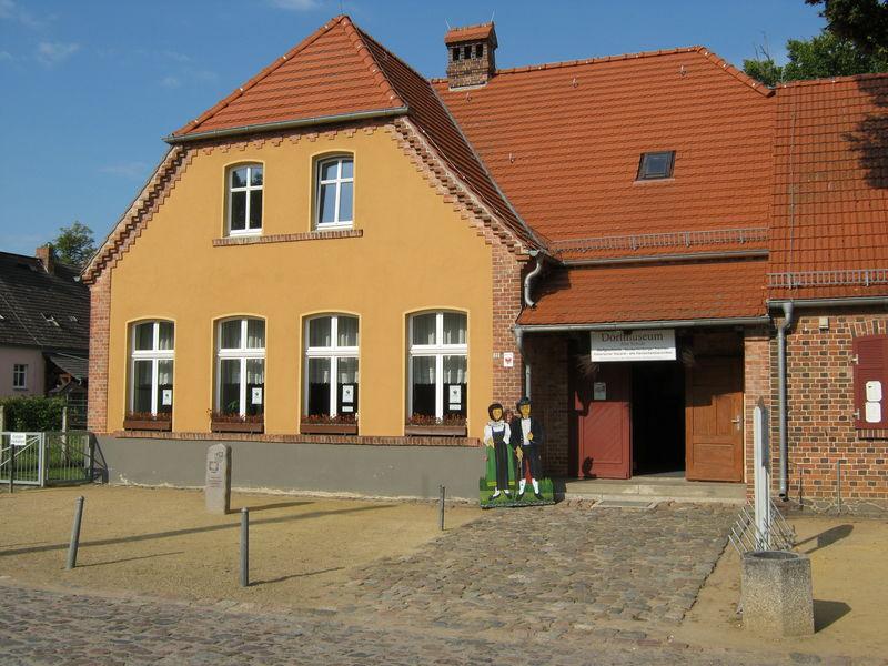 Museum in der Alten Schule Neuhardenberg, Foto: Zimmermann