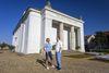 Schinkel-Kirche Neuhardenberg, Foto: TMB-Fotoarchiv Andreas Franke