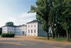 Neuhardenberg Schloss Hofansicht seitlich, Foto: Toma Babovic