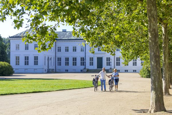 Schloss Neuhardenberg, Foto: Foto TMB-Fotoarchiv Andreas Franke