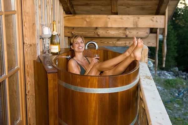 Luxus genießen im Berggasthof Schönblick auf dem Hohenbogen
