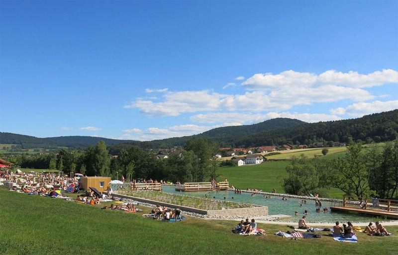 Neukirchener Naturbad