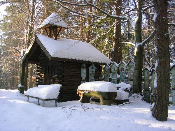 Schneeschuh-Tour auf den Hangerberg