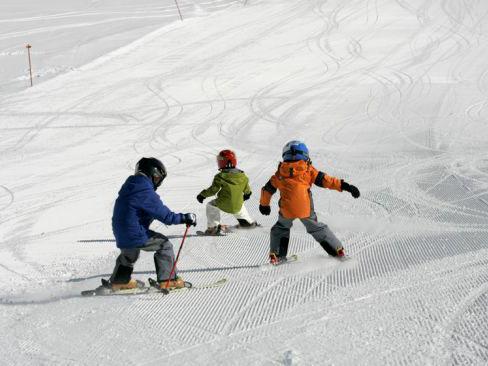 Kinderskikurs mit der Skischule Neukirchen b.Hl.Blut am Hohenbogen