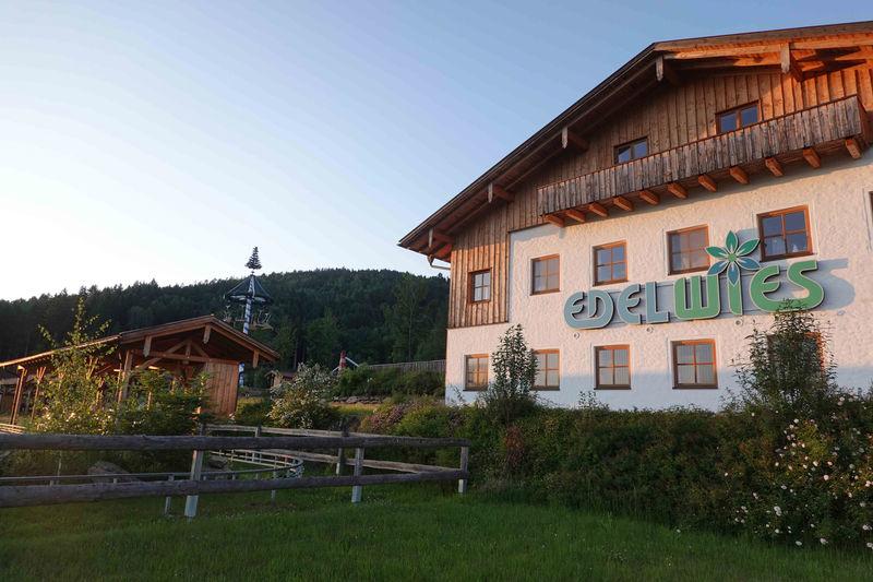 Edelwies Natur- und Freizeitpark: Ein tolles Freizeiterlebnis für die ganze Familie
