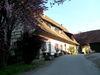 Innenhof von Schloss Haggn in Neukirchen