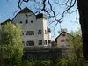 Schloss Haggn am Fuße des Buchabergs in Neukirchen
