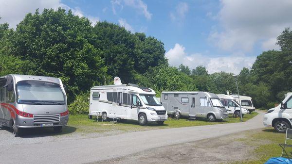 Campinganlage Rotbrunn