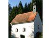 Blick auf die Kapelle in der Geiermühle bei Neukirchen vorm Wald