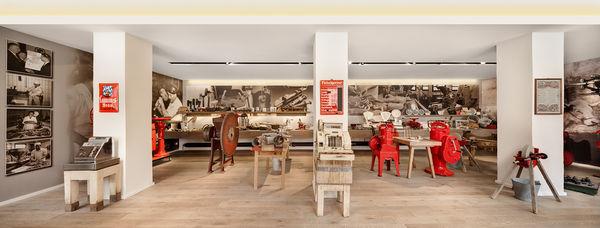 Die historische Ausstattung des 1. Bayer. Weißbiermuseums begeistert die Besucher