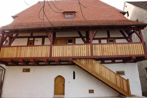 Das Schreiberhaus in Neumarkt
