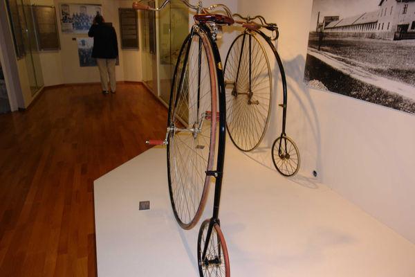 Das Neumarkter Stadtmuseum befasst sich neben der Stadtgeschichte auch mit den Express-Werken