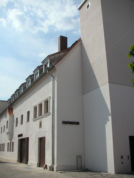 Im Neumarkter Stadtmuseum wird Geschichte lebendig