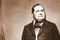 Der Böhmerwald-Dichter Adalbert Stifter