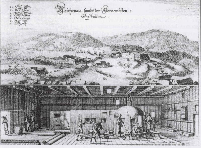 Geschichte der Glashütten bei Neureichenau im Nationalpark-FerienLand Bayerischer Wald