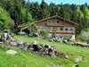 Blick auf den Biobergbauernhof Linkn Hof in Riedelsbach bei Neureichenau