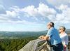 Das Baumei am Baumwipfelpfad Bayerischer Wald bietet unvergleichliche Ausblicke