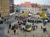 Die Glasarche in der südböhmischen Stadt Prachatice