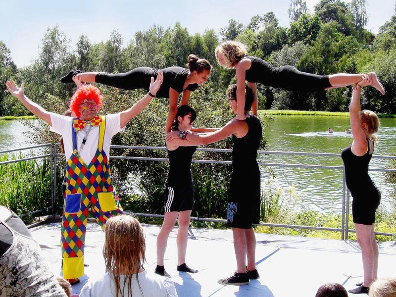 Ein buntes Programm bietet das Kinder-Bärchenfest im Kinderlandort Neuschönau