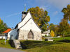 Blick auf das Bergkirchlein MARIA IM WALDE in Waldhäuser bei Neuschönau