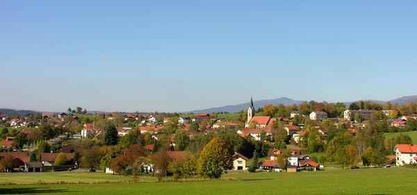 Die Nationalparkgemeinde Neuschönau mit den Erholungsorten Neuschönau, Altschönau, Schönanger und Waldhäuser