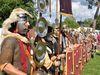 Römerfest im Römerkastell Abusina in Eining