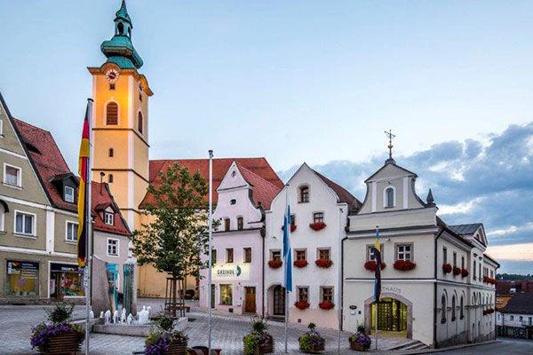 Hure aus Neustadt an der Waldnaab