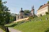 Klostergarten in Neuzelle, Foto: Florian Läufer