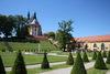 Klostergarten Neuzelle mit Orangerie, Foto: Katrin Riegel