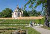 Evangelische Pfarrkirche zum Heiligen Kreuz, Foto: Seenland Oder-Spree / Florian Läufer