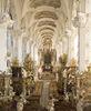 Katholische Stiftskirche St. Marien - Innenaufnahme, Foto: Bernd Geller