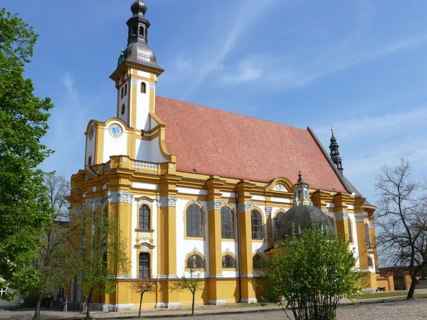 Kloster Neuzelle, Foto: Carola Zenker